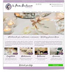Sito wedding planner