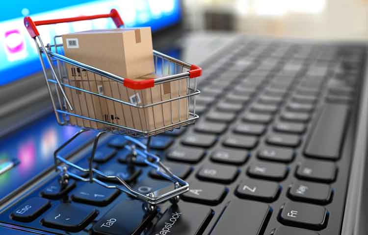 sito web e-commerce